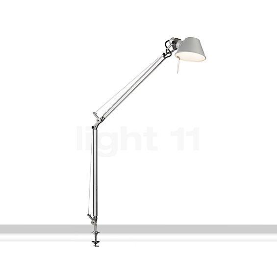 Artemide Tolomeo Midi LED with clamp
