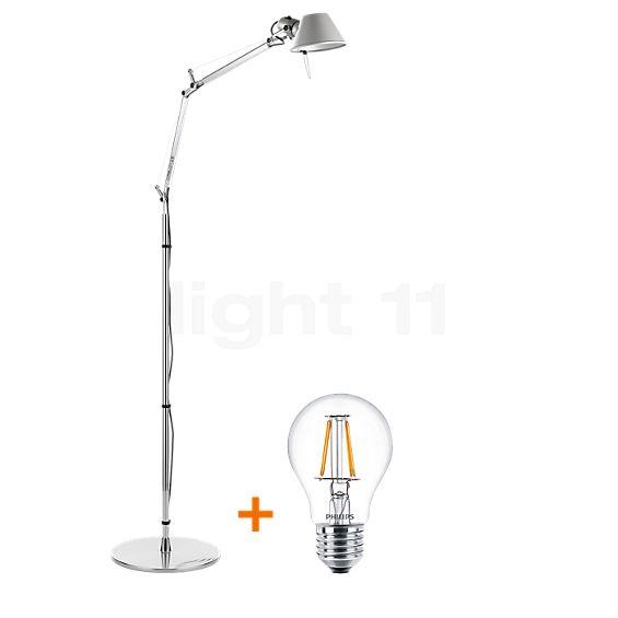 artemide tolomeo mini terra floor lamps buy at. Black Bedroom Furniture Sets. Home Design Ideas