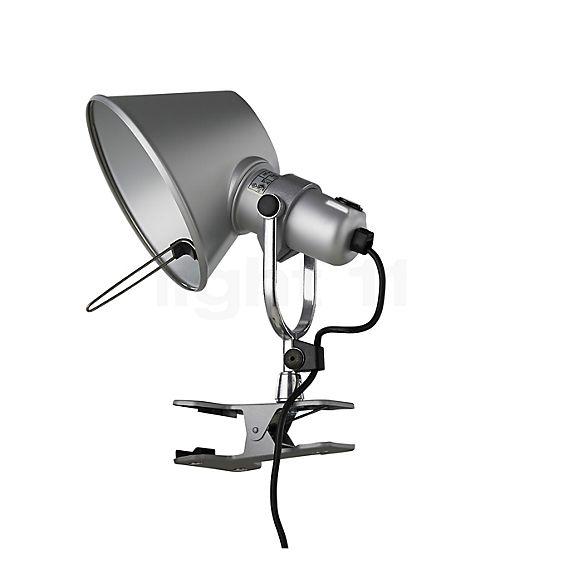 Artemide Tolomeo Pinza LED in der Rundumansicht zur genaueren Betrachtung
