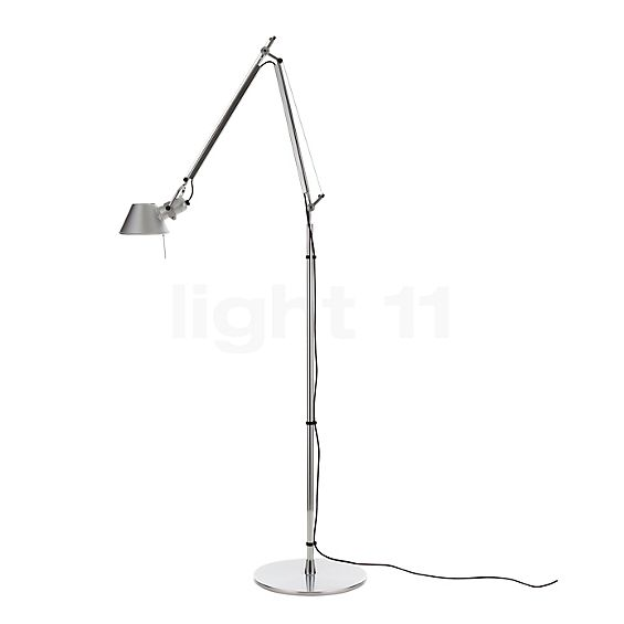 Artemide Tolomeo Terra in the 3D viewing mode for a closer look
