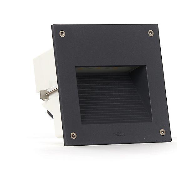 Bega 22272 - Wandeinbauleuchte LED in der Rundumansicht zur genaueren Betrachtung