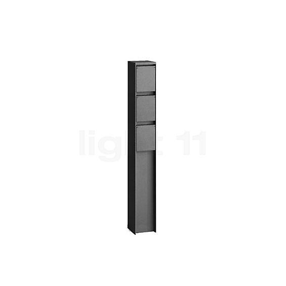 Bega 70705/70709 - Elektropilaar met 3 stopcontacten