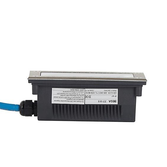 Bega 77111 - Bodeneinbauleuchte LED in der Rundumansicht zur genaueren Betrachtung