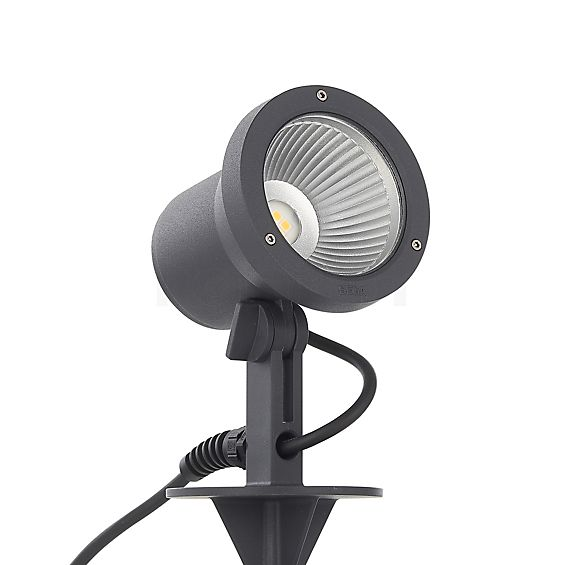 Bega 77325 - LED Spotlight with Ground Spike in the 3D viewing mode for a closer look
