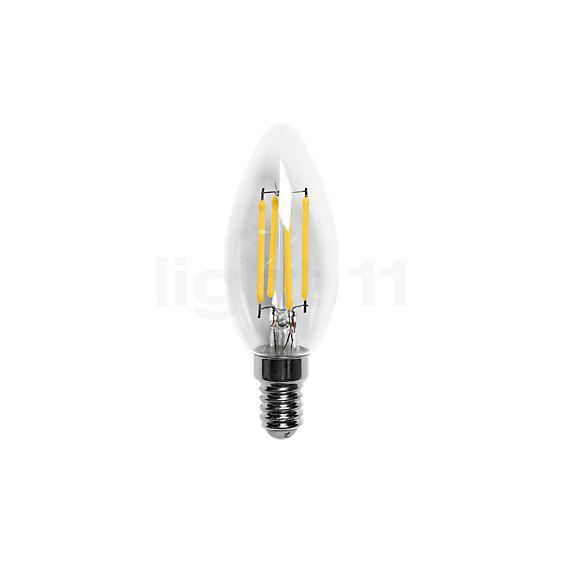 Bega C35 4W/c 827, E14 Filament LED