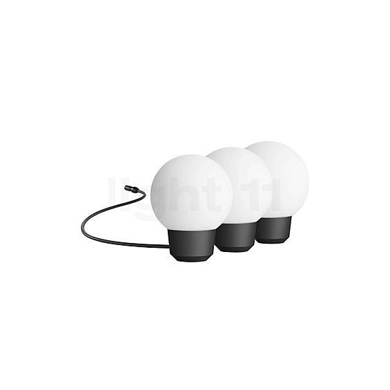 Bega Plug & Play Kugelleuchten mit Erdspieß LED