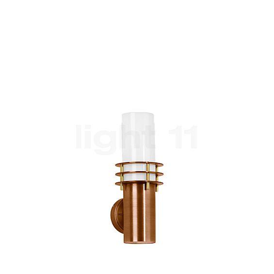 Bega Unshielded Wall Light cylindric LED