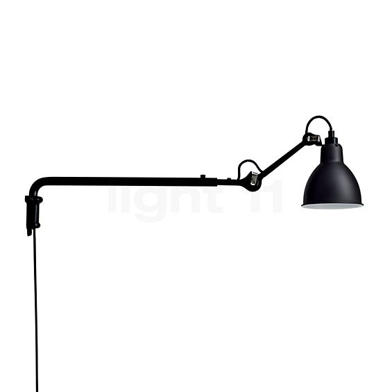 DCW Lampe Gras No 203 Wall light black