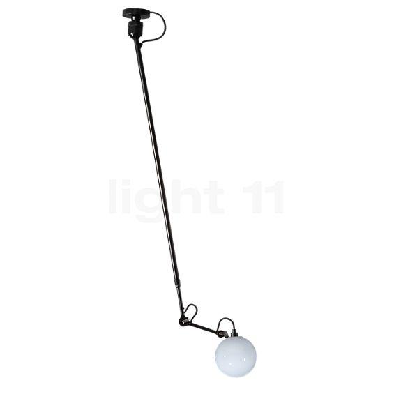 DCW Lampe Gras No 302 L Glass Ball Ceiling Light
