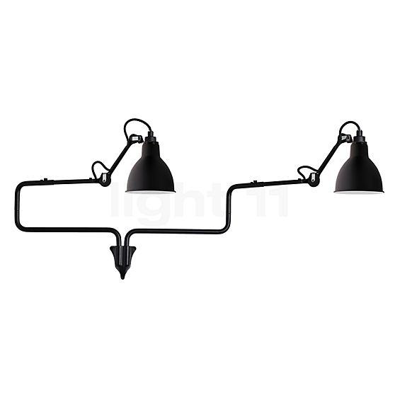 DCW Lampe Gras No 303 Double Wandleuchte