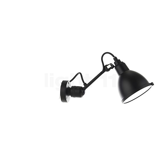 DCW Lampe Gras No 304 Bathroom Lampada da parete - visualizzabile a 360° per una visione più attenta e accurata