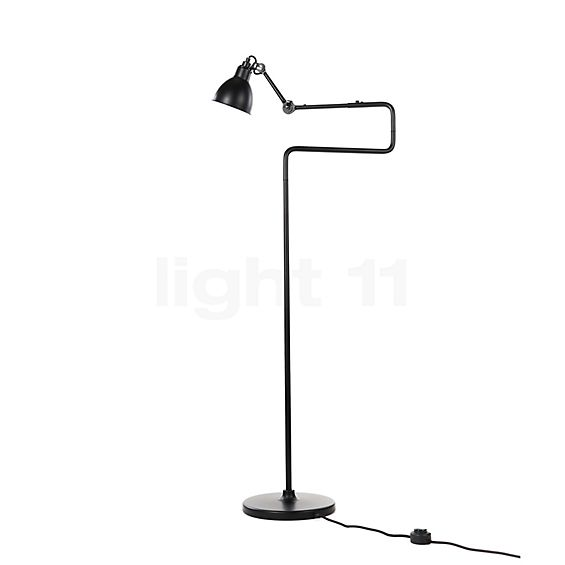 DCW Lampe Gras No 411 Vloerlamp in 3D aanzicht voor meer details