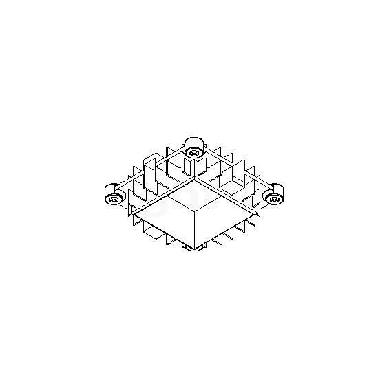 delta light mounting kit 64 kaufen bei. Black Bedroom Furniture Sets. Home Design Ideas