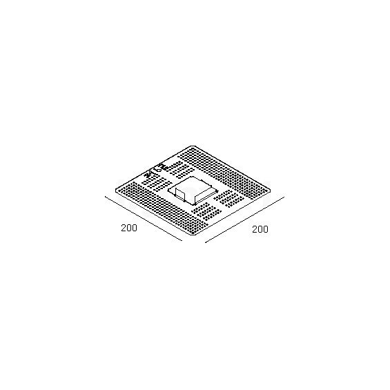 delta light plasterkit 162 kaufen bei. Black Bedroom Furniture Sets. Home Design Ideas