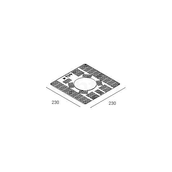 delta light plasterkit 164 kaufen bei. Black Bedroom Furniture Sets. Home Design Ideas