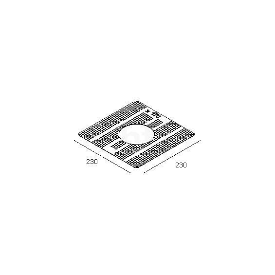 delta light plasterkit 170 kaufen bei. Black Bedroom Furniture Sets. Home Design Ideas