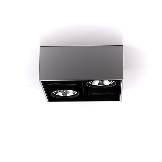 flos compass box square h135 qr111 surface mounted ceiling lights. Black Bedroom Furniture Sets. Home Design Ideas
