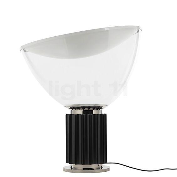 Flos Taccia LED verre - vue panoramique pour une découverte précise
