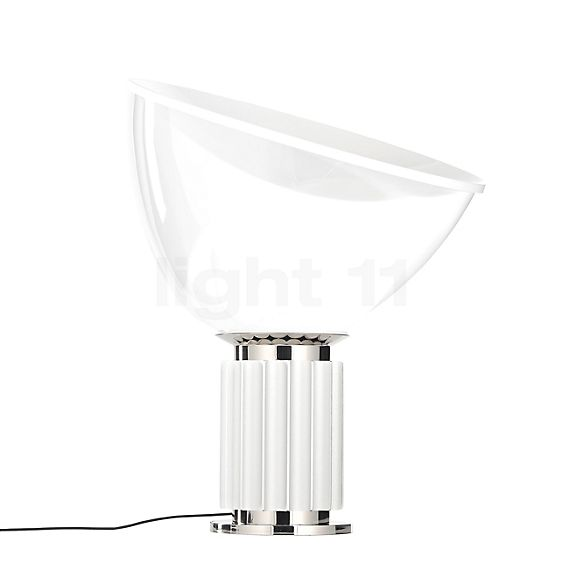 Flos Taccia small LED in the 3D viewing mode for a closer look