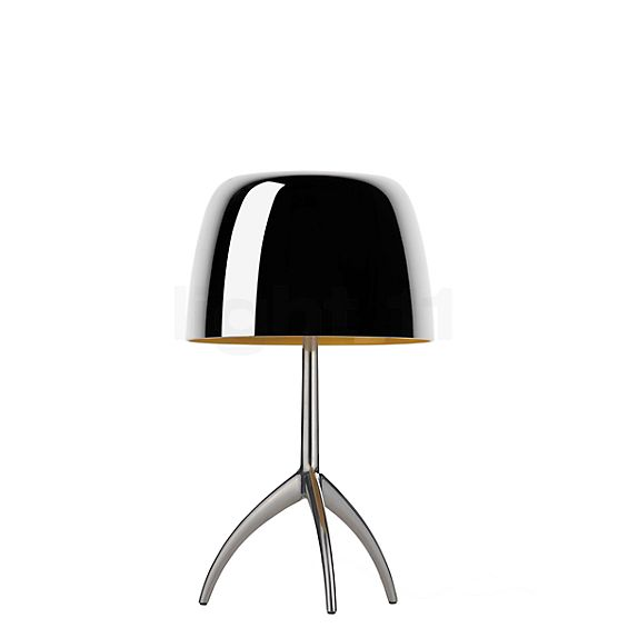 Foscarini Lumiere 25th Tavolo piccola mit Dimmer