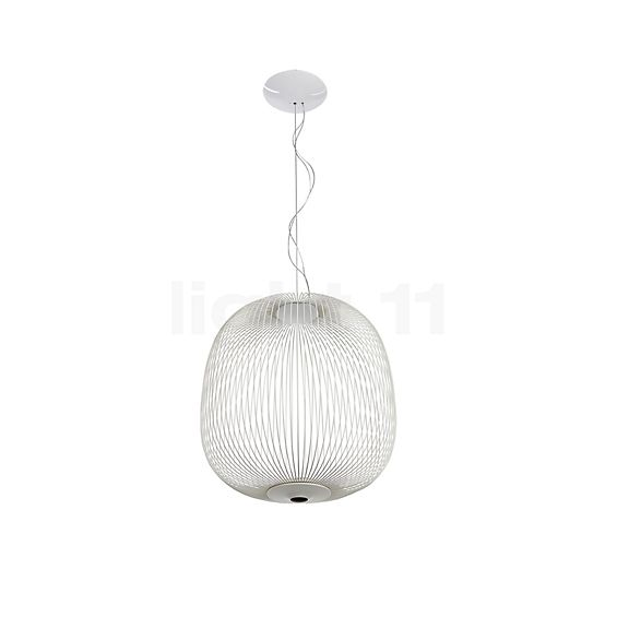 Foscarini Spokes 2 Sospensione My Light LED in 3D aanzicht voor meer details