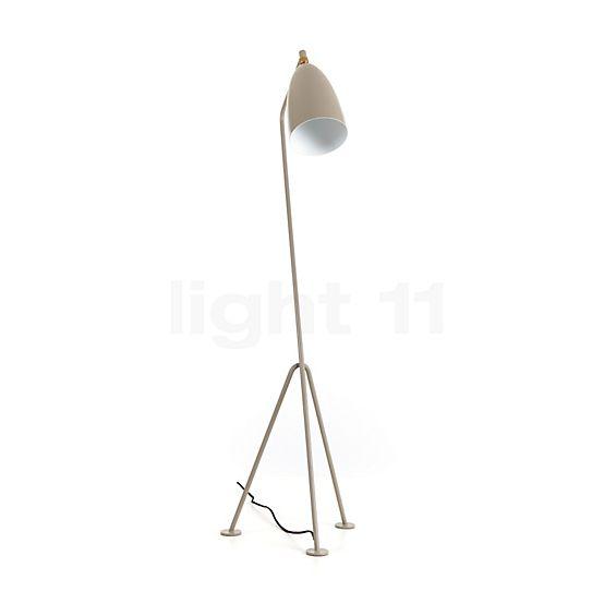Gubi Gräshoppa Floor Lamp in the 3D viewing mode for a closer look