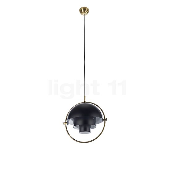 Gubi Multi-Lite Pendant light in the 3D viewing mode for a closer look