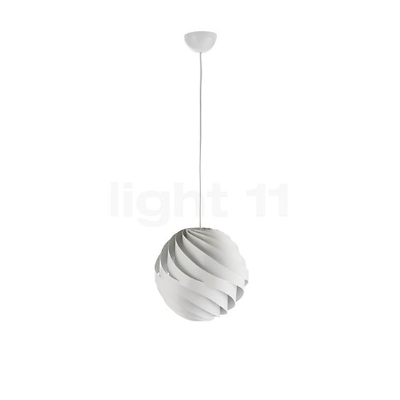 Gubi Turbo Pendant light in the 3D viewing mode for a closer look