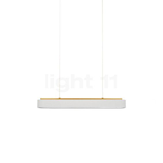 HELESTRA Bora Pendant Light brass LED