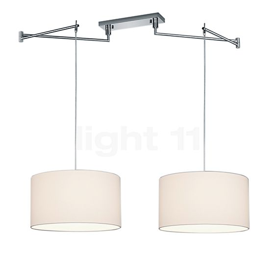 HELESTRA Certo Pendant Light with 2 lamps