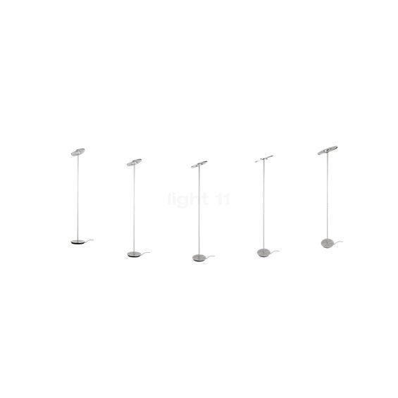 holtk tter nova lampadaire halog ne led lampe de bureau. Black Bedroom Furniture Sets. Home Design Ideas