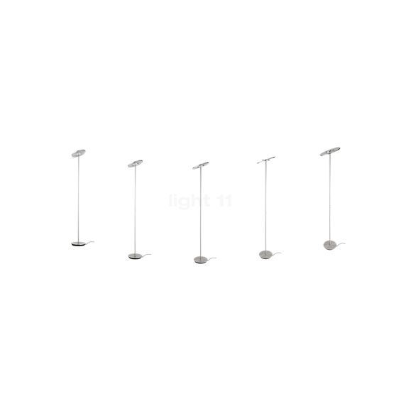 Holtkötter Nova Lampadaire indirect LED