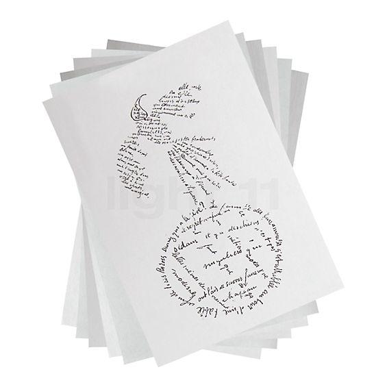 Ingo Maurer Reservebladen voor Zettel'z