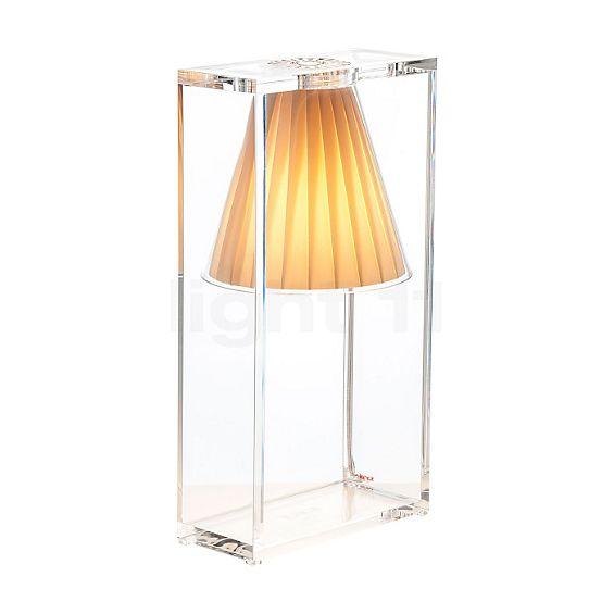 lampe de lecture kartell light air lampe de table. Black Bedroom Furniture Sets. Home Design Ideas