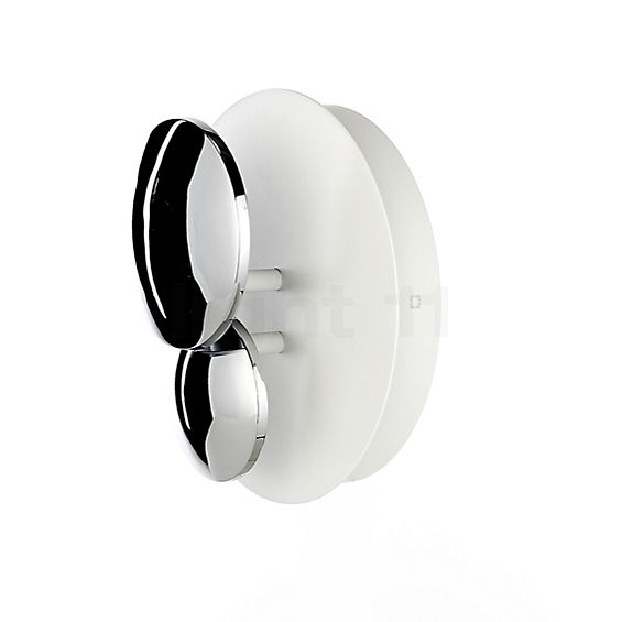 LEDS-C4 Strata Wandleuchte dimmbar LED in der Rundumansicht zur genaueren Betrachtung