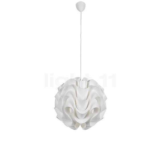 Le Klint 172, lámpara de suspensión - descubra cada detalle con la vista en 3D