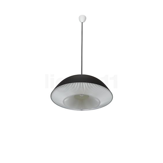 Le Klint Caché Pendant light XL in the 3D viewing mode for a closer look