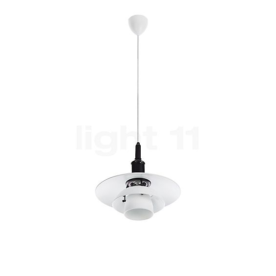 Louis Poulsen PH 3½-3 Pendant light in the 3D viewing mode for a closer look