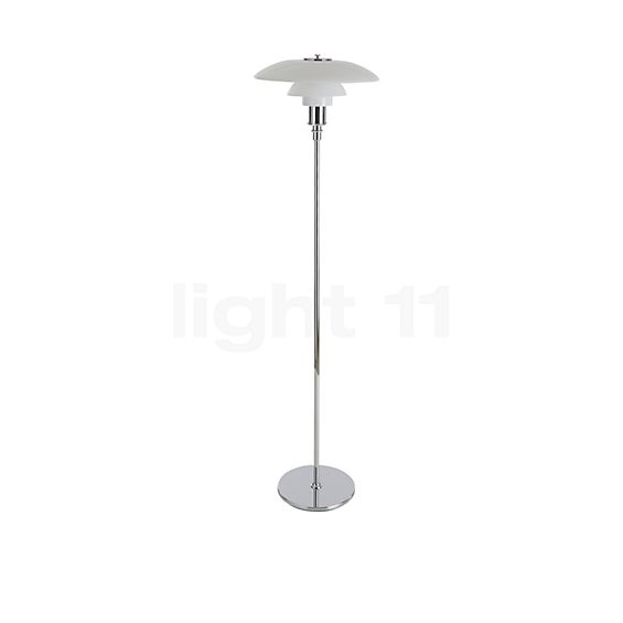 Louis Poulsen PH 3½ - 2½ floor lamp in the 3D viewing mode for a closer look