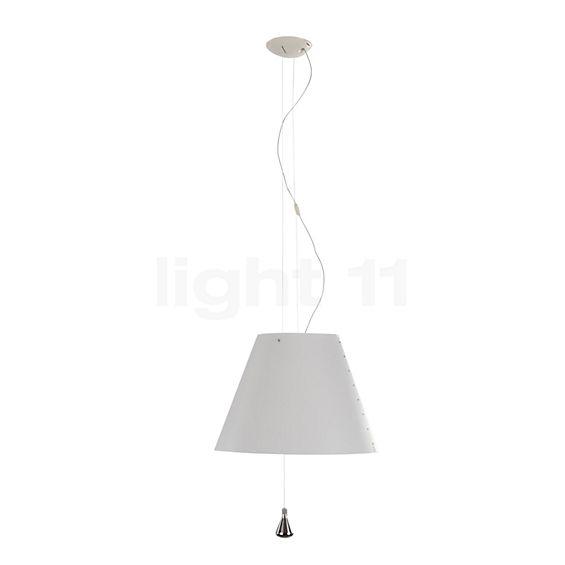 luceplan costanza sospensione mit zugseil esstischleuchte. Black Bedroom Furniture Sets. Home Design Ideas