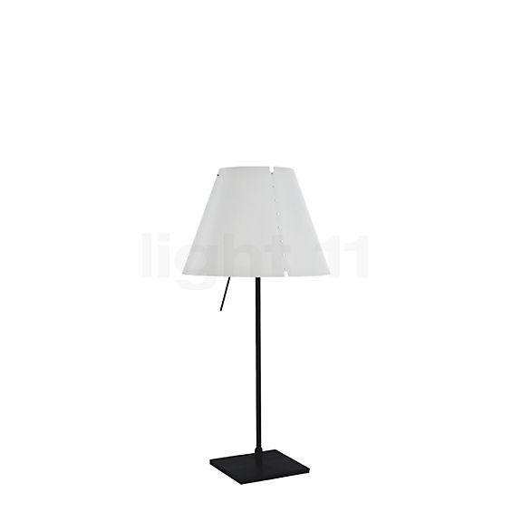 Luceplan Costanzina Tavolo schwarz