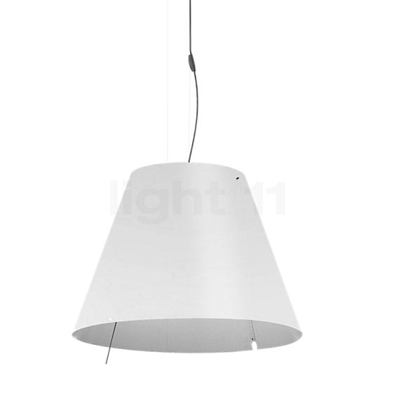Luceplan Grande Costanza Sospensione with Touch Dimmer