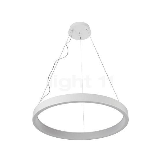 Martinelli Luce Lunaop Sospensione LED dimmable avec Dali en panoramique permettant une découverte précise