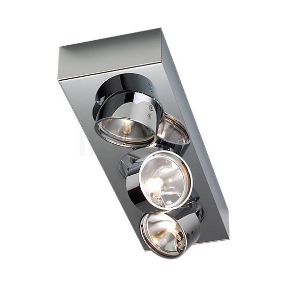 Mawa Wittenberg Loftslampe 3-flamme
