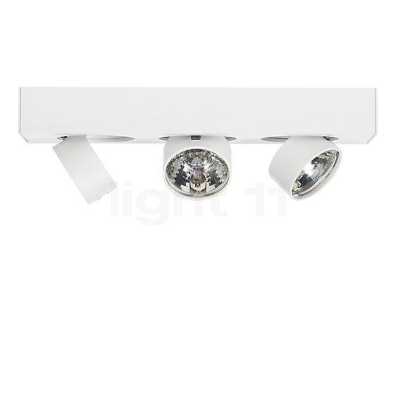 Mawa Wittenberg Plafondlamp 3-lichts in 3D aanzicht voor meer details