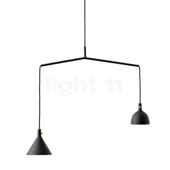 Menu Cast Shape 4 Pendant light