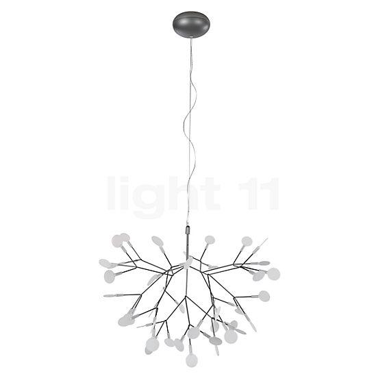 Moooi Heracleum II Small, lámpara de suspensión - descubra cada detalle con la vista en 3D