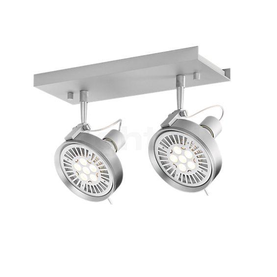 Oligo ICE Wand-/Plafondlamp 2-lichts