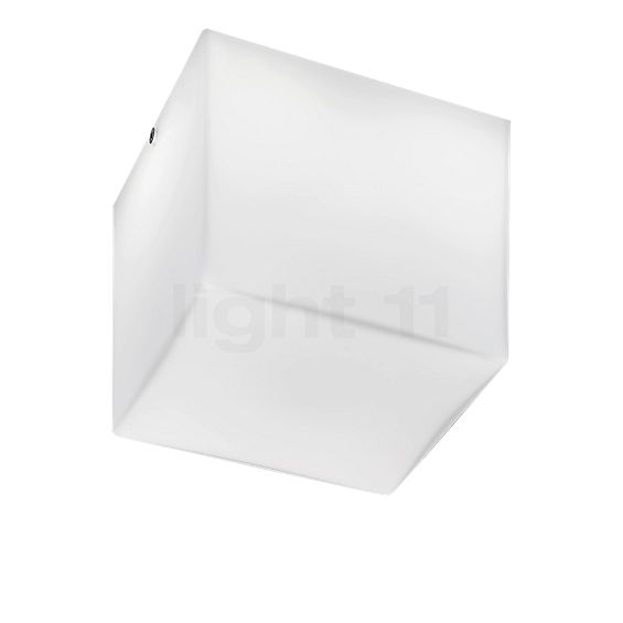 Panzeri Kubik Wall- and ceiling light LED