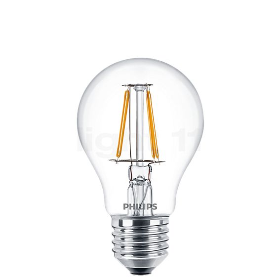 Philips A60 7W/c 827, E27 LED-Filament